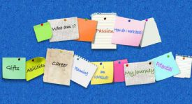 Career Sticky Notes photo