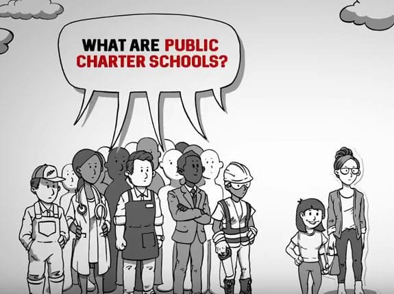 What are Public Charter Schools Image