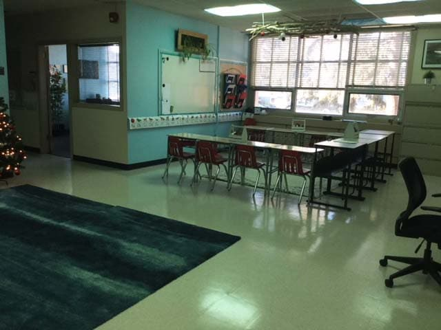 Our Student Services classroom supports developmental stretch - photo
