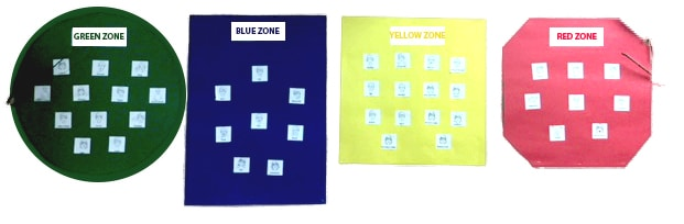 Zones of Regulation Programming Campus-Wide K-4 Image