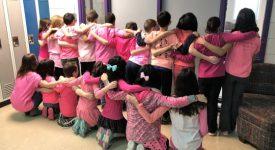 Pink Shirt Day Photo