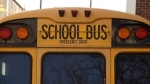 School Bus Emergency Exit Image