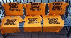 Orange Shirt Photo