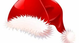 Image of Santa Hat