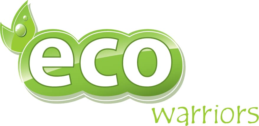 Eco Warriors club image in green