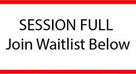 Session is Full Notice
