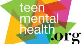 Teen Mental Health Logo Image