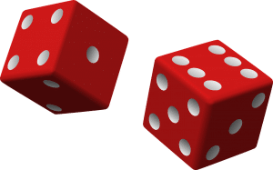 Image of two dice
