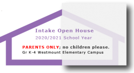 EC Open House