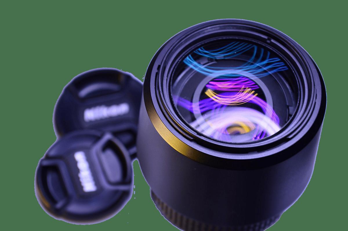 Photo of Camera lense
