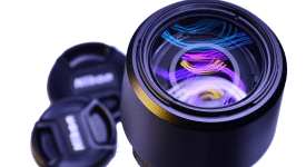 Photo of Camera lense