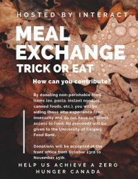 Meal Exchange Poster