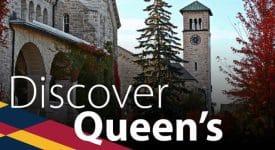 Queens University Banner