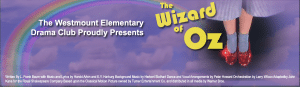 Wizard of Oz Banner