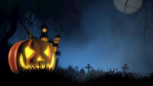 Halloween nIght Scary image
