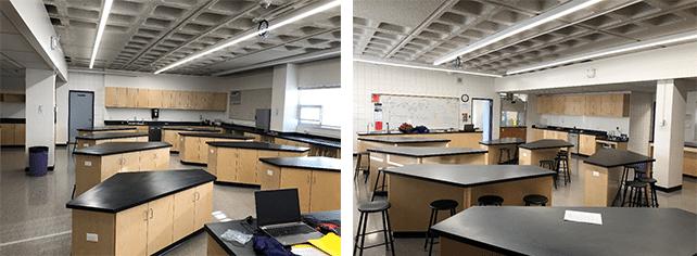 Chem Lab Photos