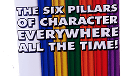 character counts Banner
