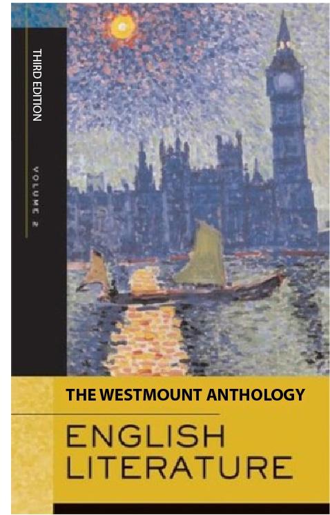Anthology of Westmount Book