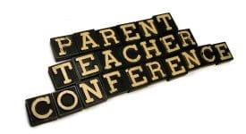 Parent Teacher Conferences Image