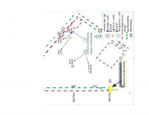 Parking Map of Elementary Campus
